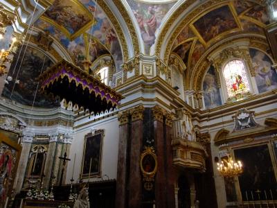 soku_26229.jpg :: 建築 建造物 教会 マルタ島