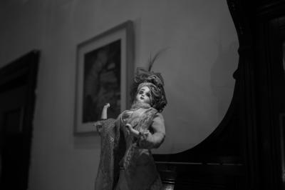 soku_26485.jpg :: アート 工芸品 伝統工芸 おもちゃ 人形 フランス人形