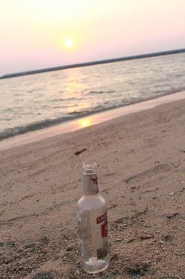 soku_26695.jpg :: 海岸とスミノフ SMIRNOFF