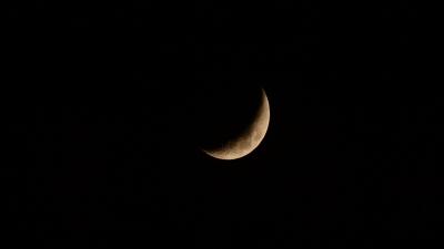 soku_26744.jpg :: 風景 自然 天体 月 三日月