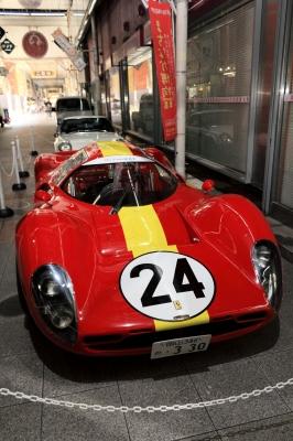 soku_26919.jpg :: 乗り物 交通 自動車 スーパーカー フェラーリ
