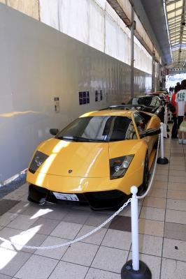 soku_26921.jpg :: 乗り物 交通 自動車 スーパーカー ランボルギーニ