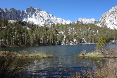 soku_26963.jpg :: Gilbert Lake, California 風景 自然 山 湖