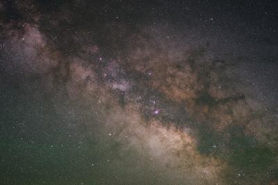 soku_27036.jpg :: 天体 星空 天の川 中心部