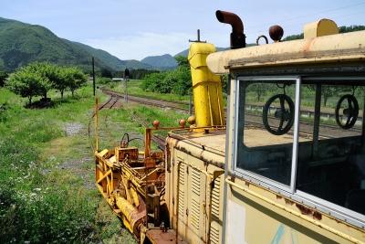 soku_27067.jpg :: 乗り物 交通 鉄道 ディーゼル機関車