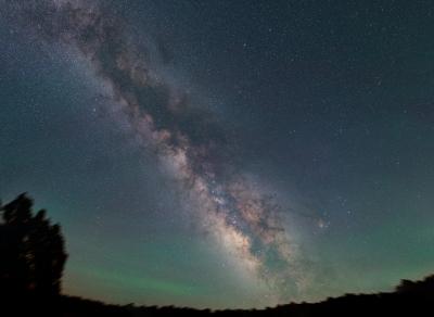 soku_27083.jpg :: 天体 星空 天の川 12枚パノラマ