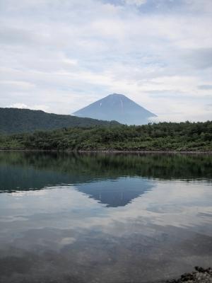 soku_27520.jpg :: 水面に映る逆さ富士