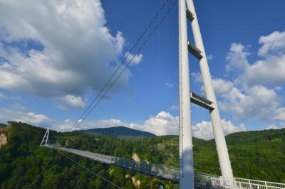 soku_27521.jpg :: 風景 街並み ランドマーク 橋 吊り橋