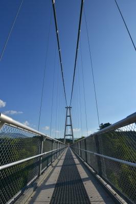 soku_27522.jpg :: 建築 建造物 橋 吊り橋