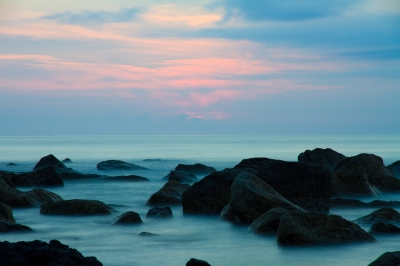 soku_27666.jpg :: 風景 自然 山 雲海