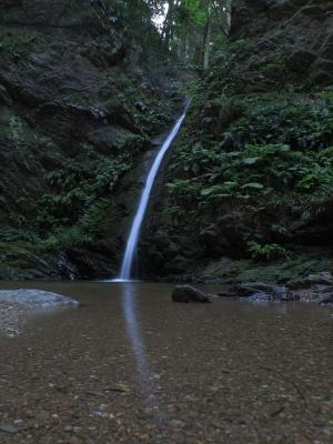 soku_27700.jpg ::  PowerShotG15 風景 自然 水分 コンデジ埼玉 lock 滝 宿谷の滝