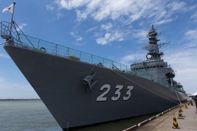 soku_27713.jpg :: 護衛艦 DE.233 ちくま Chikuma