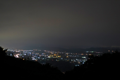 soku_27783.jpg :: PowerShotG15 コンデジ埼玉 lock 風景 街並み 郊外の風景 夜景