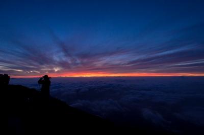 soku_27856.jpg :: 風景 自然 空 朝日 朝焼け 日の出