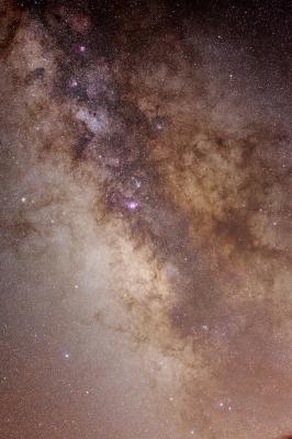 soku_27891.jpg :: 風景 自然 天体 星空 天の川
