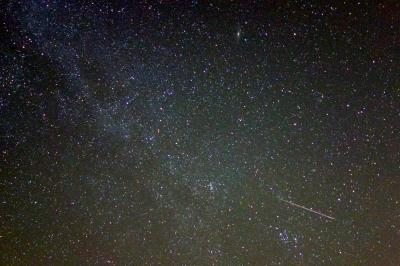 soku_28085.jpg :: 風景 自然 天体 星空 流星