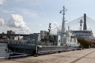 soku_28126.jpg :: 乗り物 交通 船 巡視艇 おいらせ