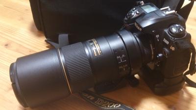 soku_28265.jpg :: カメラ機材 カメラ レンズ D200 300mm/f4