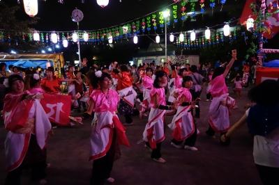 soku_28295.jpg :: 祭りの風景 踊り 盆踊り