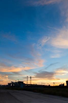 soku_28307.jpg :: 風景 自然 空 雲 マジックアワー 残照