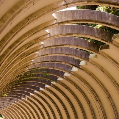 soku_28362.jpg :: 乗り物 交通 道路 トンネル アーチ