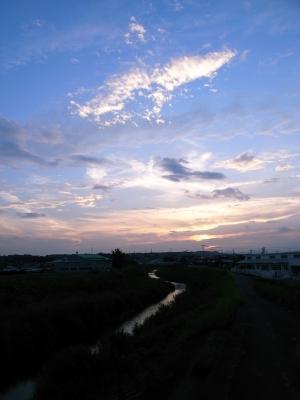 soku_28613.jpg :: 風景 自然 空 雲