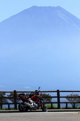 soku_28799.jpg :: 風景 自然 山 富士山 バイク ツーリング