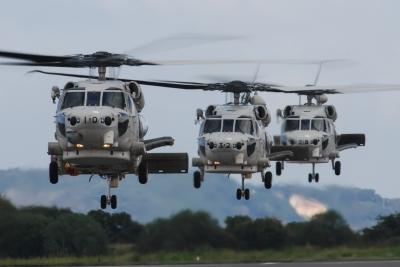 soku_28870.jpg :: 海上自衛隊 館山航空基地 SH.60K 哨戒ヘリ