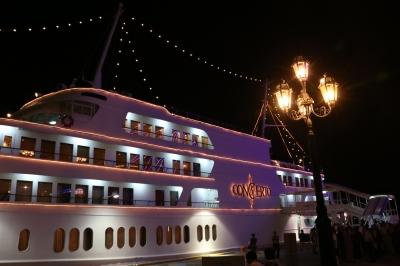 soku_28897.jpg :: 船 グルメ船 ミュージック 音楽 コンチェルトのクルージング