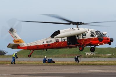 soku_29019.jpg :: 海上自衛隊 乗り物 交通 航空機 ヘリコプター UH-60J 救難ヘリ