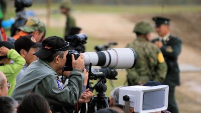 soku_29059.jpg :: 陸上自衛隊 カメラ機材 カメラ レンズ