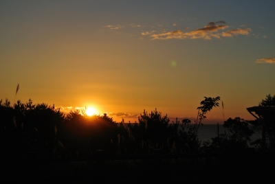 soku_29097.jpg :: 風景 自然 空 朝日 朝焼け 日の出