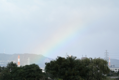 soku_29161.jpg :: 風景 自然 空 虹