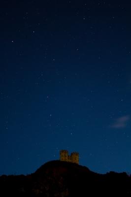 soku_29169.jpg :: 建造物 城 山 丘 天体 星