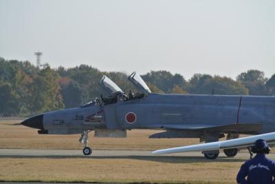 soku_29263.jpg :: 乗り物 交通 航空機 飛行機 軍用機 戦闘機 F-4EJ改