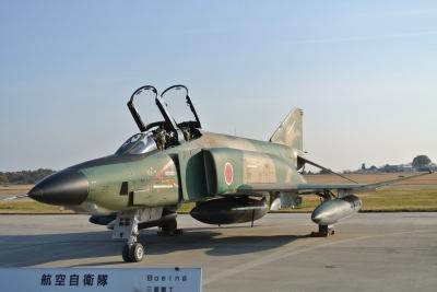 soku_29269.jpg :: 乗り物 交通 航空機 飛行機 軍用機 偵察機 RF-4EJ ファントムII