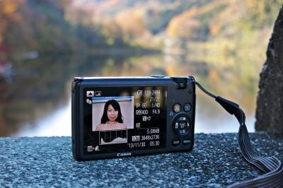 soku_29388.jpg :: PowerShotG15 風景 自然 水分 コンデジ埼玉 lock 湖 間瀬湖 S95 神埼かおり 汚い写真だなぁ…