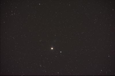 soku_29421.jpg :: 風景 自然 天体 彗星 ネフスキー彗星 Nevski C/2013Ve 2013/12/07
