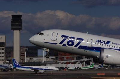 soku_29536.jpg :: B787 ジェット機 伊丹空港 旅客機