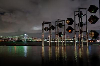 soku_29603.jpg :: 風景 街並み ランドマーク 芸術 アート オブジェ モニュメント
