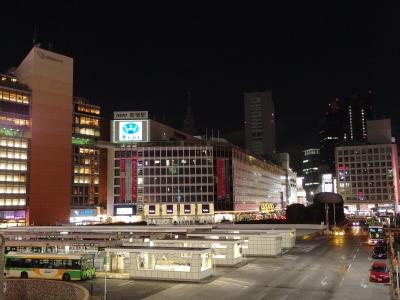 soku_29608.jpg :: 乗り物 交通 建物 施設 駅 新宿駅