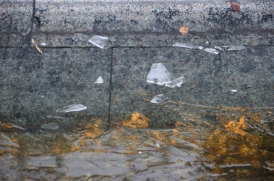 soku_29658.jpg :: 風景 水面 氷