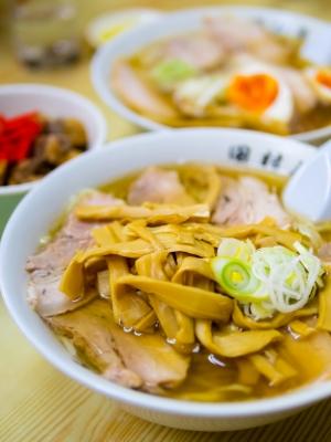 soku_29677.jpg :: 食べ物 麺類 ラーメン 醤油ラーメン 佐野ラーメン
