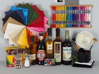 soku_29721.jpg :: インポート カラー アート クラフト 布織物 ビール ビネガー 調味品