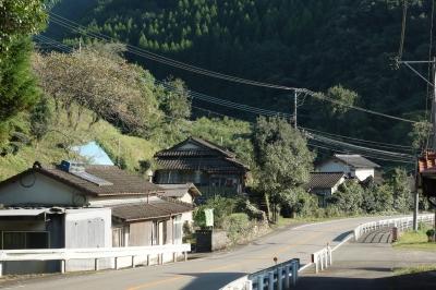 soku_30058.jpg :: 風景 街並み 郊外の風景 山村
