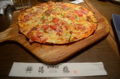 soku_30316.jpg :: 食べ物 居酒屋 ピザ