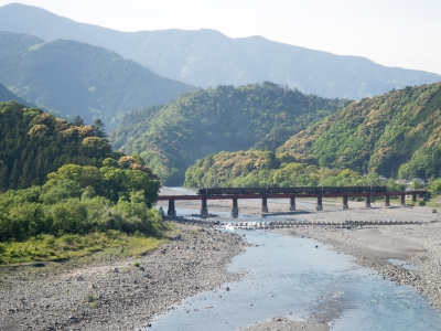 soku_30506.jpg :: 大井川鐵道 乗り物 交通 鉄道 蒸気機関車