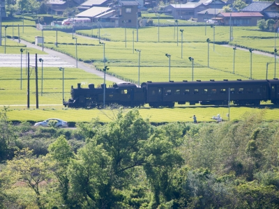 soku_30507.jpg :: 大井川鐵道 乗り物 交通 鉄道 蒸気機関車