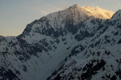 soku_30654.jpg :: 風景 自然 山 雪山