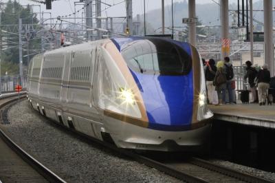 soku_30662.jpg :: 乗り物 交通 鉄道 新幹線 北陸新幹線